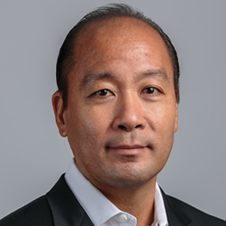 Chuck Miwa, Head of Retail and Consumer Banking, Headshot