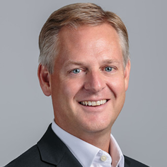Craig Woodward, Global Head of Sales and Client Services