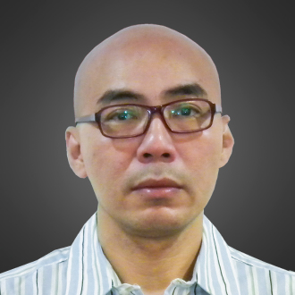 Tim Cheung, Head of China products, IGM, headshot
