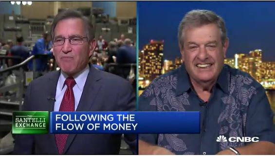 Charles Biderman on The Santelli Exchange