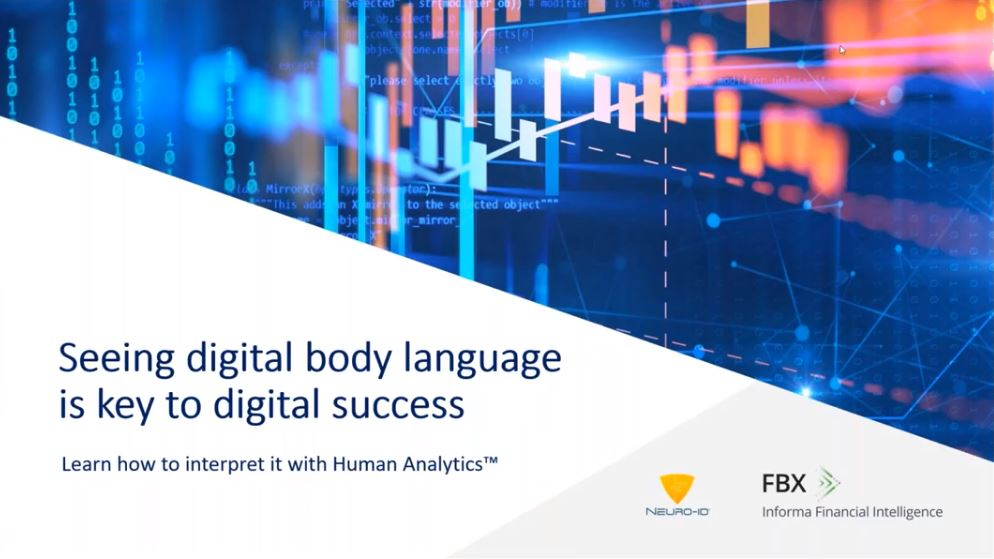 How To Leverage Digital Body Language For Success (Recording)
