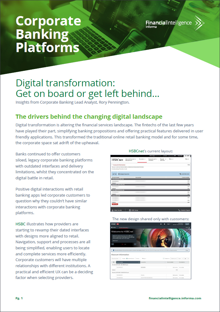 Corporate Digital Transformation: Get on board, or get left behind