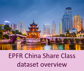 EPFR China Share Class Dataset Overview