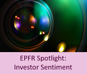 EPFR Spotlight Investor Sentiment