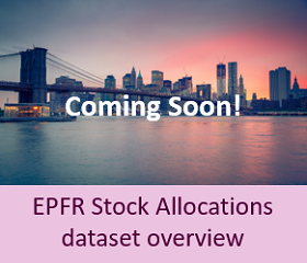 EPFR Stock Allocations Dataset Overview