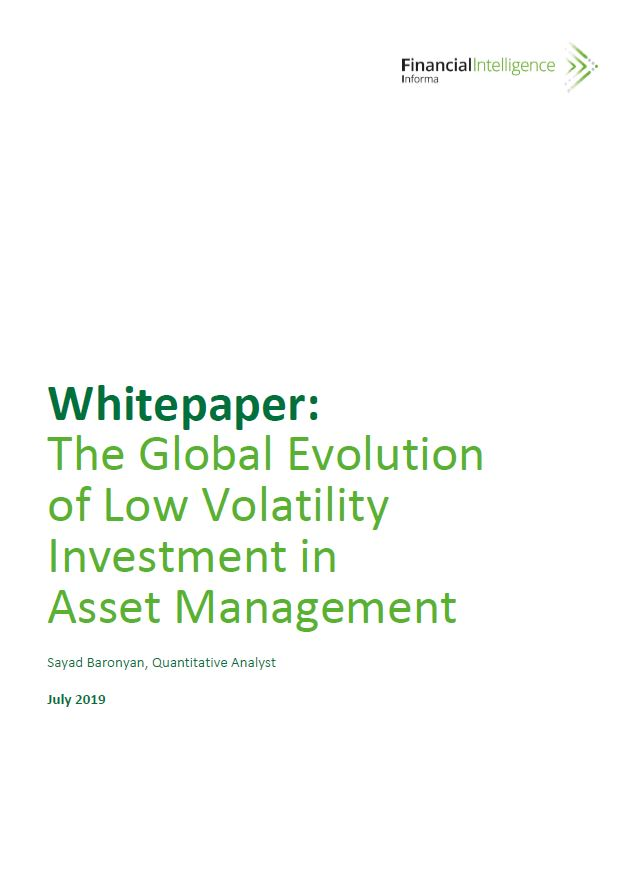 The Global Evolution of Low Volatility Investment in Asset Management