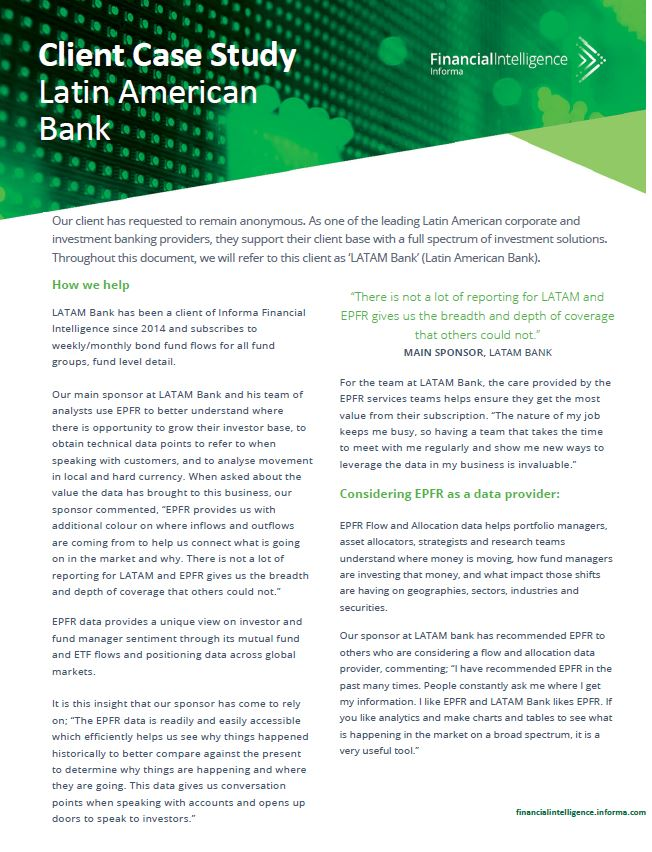 Latin American Bank Client Case Study