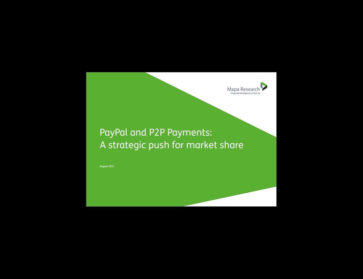 PayPal and P2P Payments: A strategic push for market share