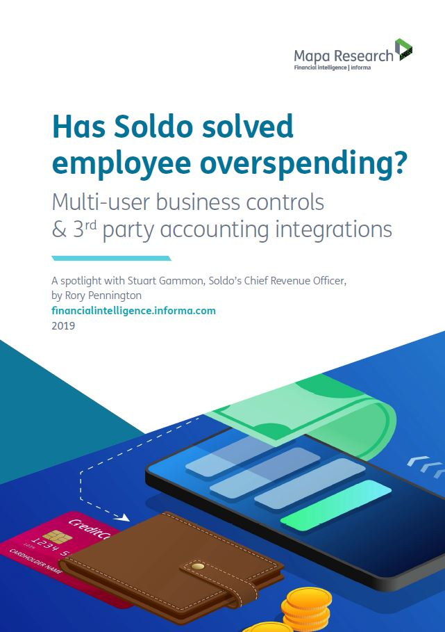 Has Soldo solved employee overspending?